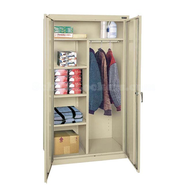Commercial Combination Storage Cabinet Image 1