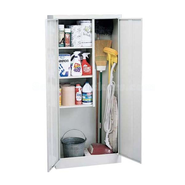 Commercial Grade Janitorial Supply Locker Schoollockers Com