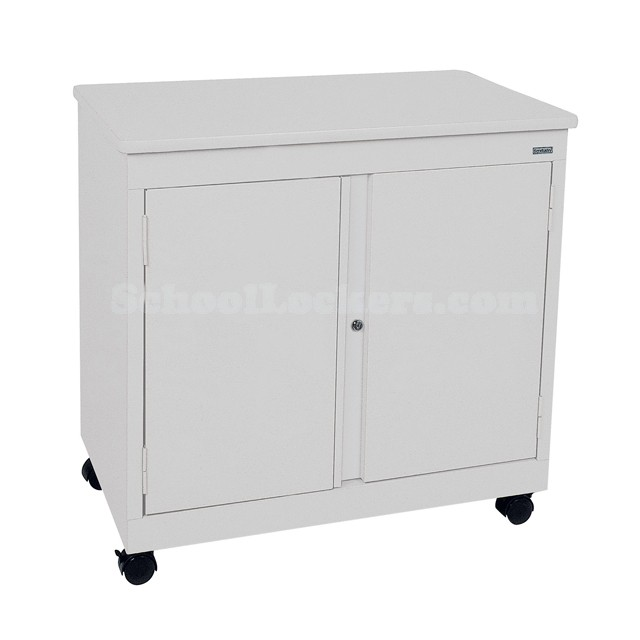 sc 1 st  SchoolLockers.com & Desk Height Mobile Storage Cabinet | SchoolLockers.com