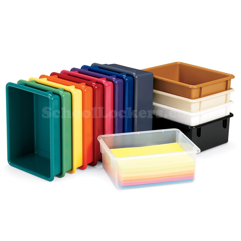 Kids Cubby Paper Trays