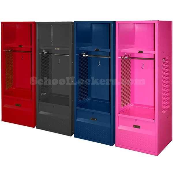 Kids Sports Stadium Lockers