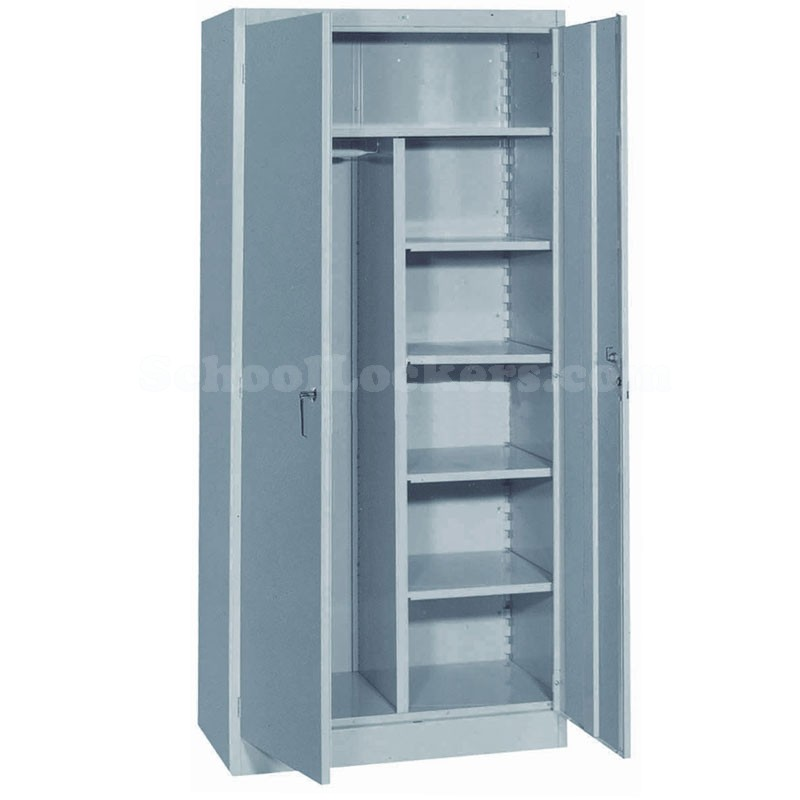 Combination Storage Dove Gray