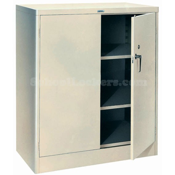 Lyon Counter Height Storage Cabinet - Lyon Counter High Storage Cabinet