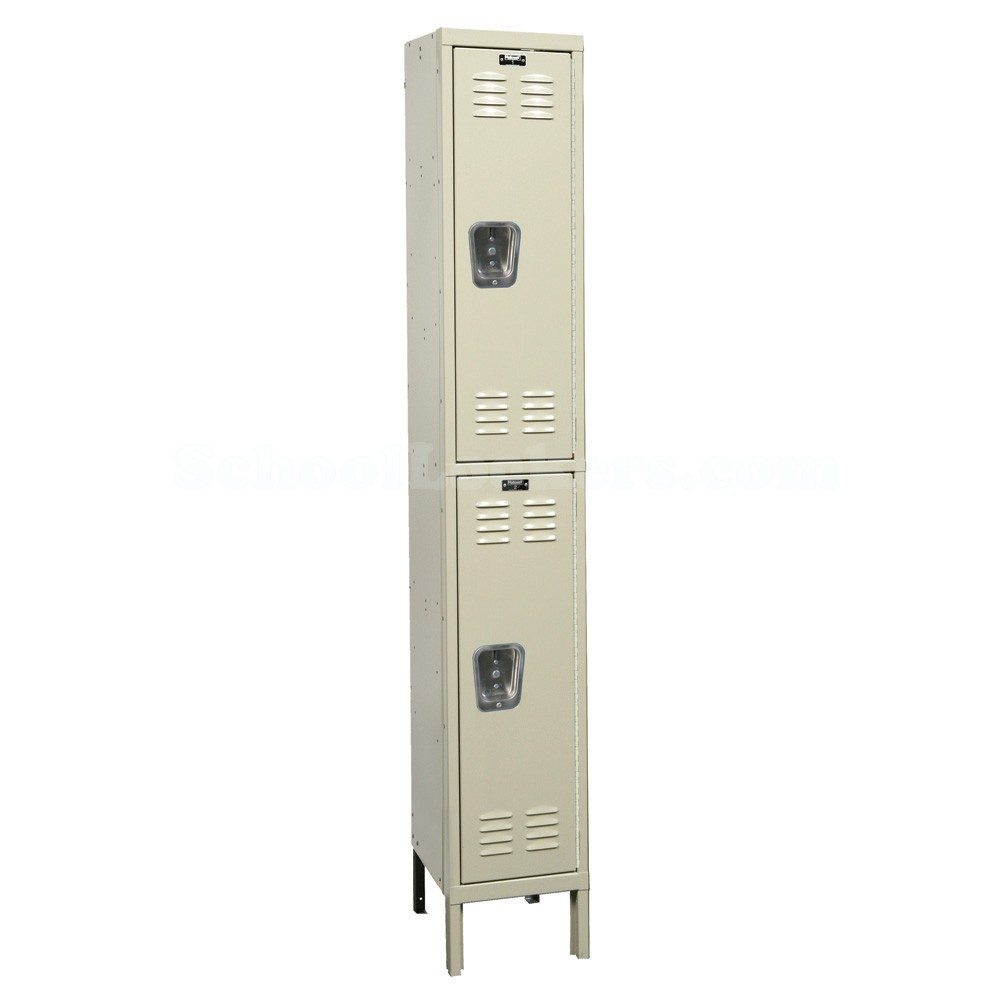 Double Tier Rust Resistant Locker