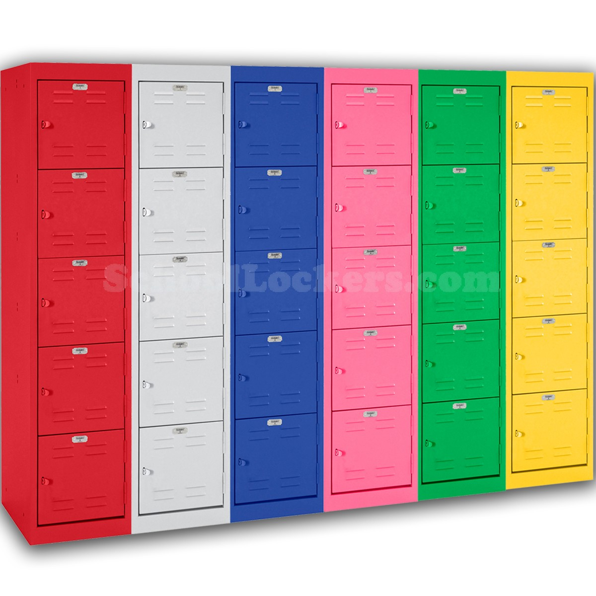 Sandusky Lee Box Lockers For Kids