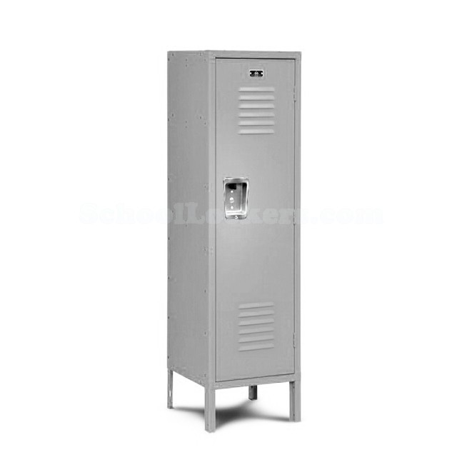 30 1 2 Quot High Single Tier Metal Locker