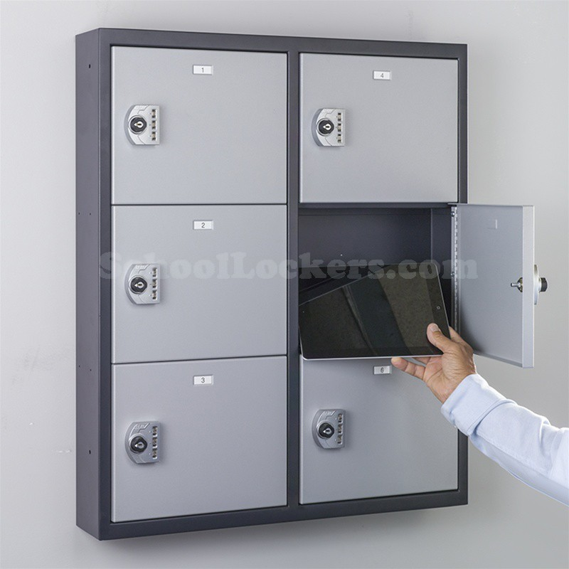 Tablet Charging Locker With Combination Locks