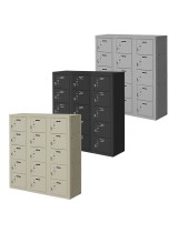 15 Cell Phone Lockers Unit