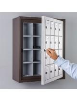 Cell Phone Lockers Master Door