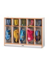 Colorful Toddler Coat Lockers