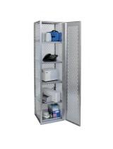 open storage locker
