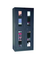 Extra Heavy Duty Safety-View Storage Cabinet (Image 1)
