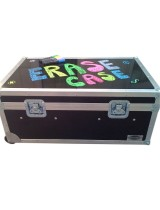 wet erase case with markers