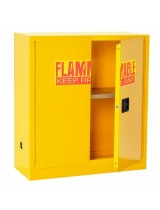 Compact 30-Gallon Flammable Storage Locker