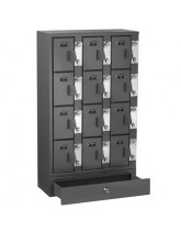 12 Mini Cell Phone Locker Unit