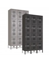Employee Lockers with Mail Slot