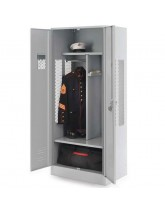 Gear Locker with Center Partition