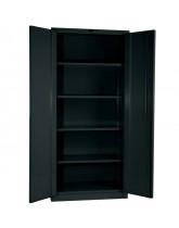 Hallowell Heavy Duty Galvanite Rust Resistant Storage Cabinet
