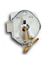 Built-In Keyed Deadbolt Locker Lock (#1770)