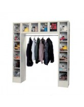 Hallowell 16 Person Safety View Locker