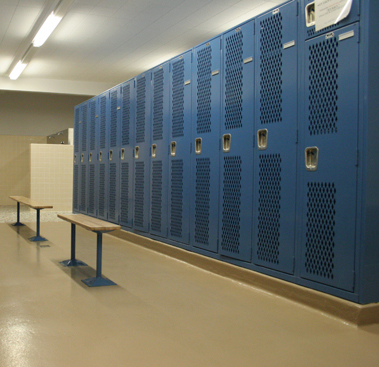 Lockers For Gym Locker Rooms