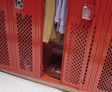 Door Options Available & Gym Lockers Unlimited Door Options