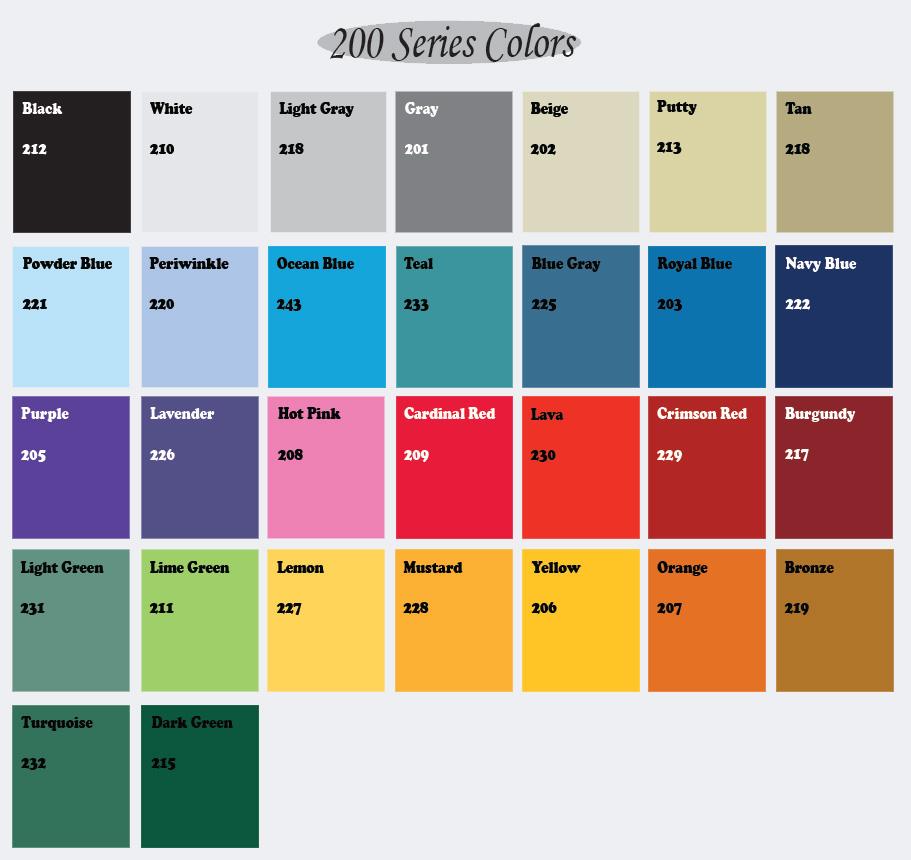 Gym lockers unlimited colors for 100 doors door color
