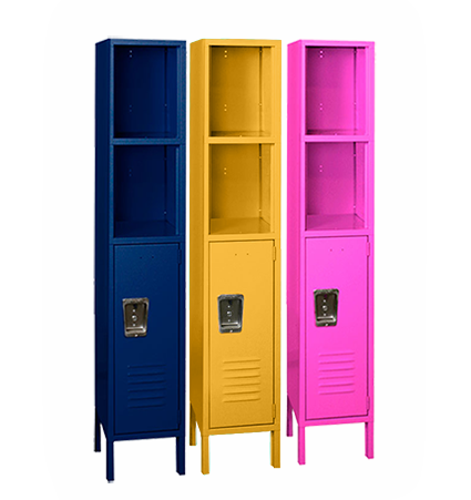 Kids Lockers with Cubbies