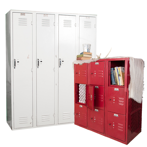 Superbe Discounted Lockers For Sale