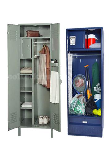 Easily Organize With Garage Storage Lockers