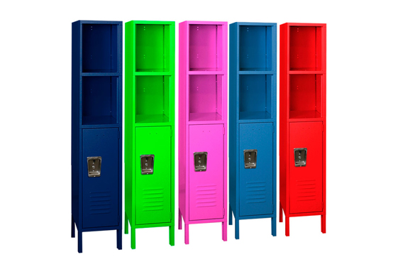 Kids Locker With Cubbies
