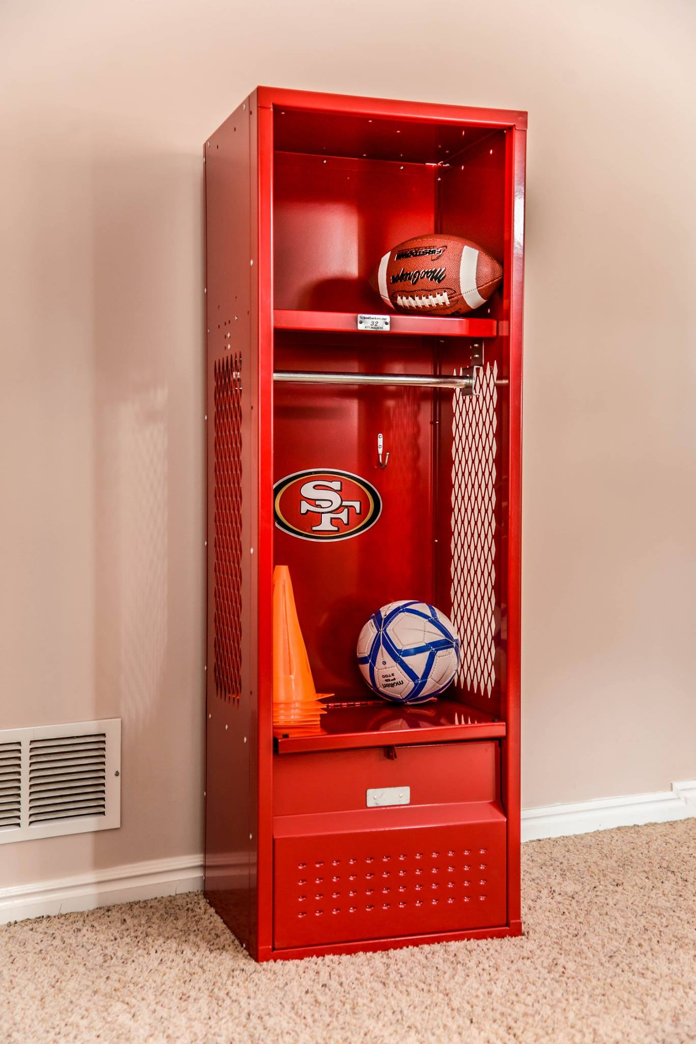 How much does a locker cost school lockers blog for Lockers for kids rooms
