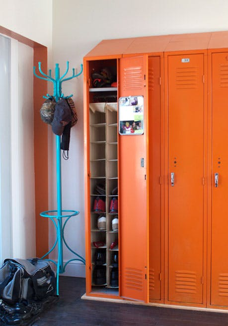 Creative Ways to Use Lockers